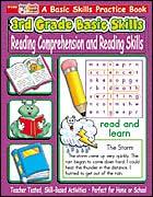3rd Grade Basic Skills: Reading Comprehension and Reading