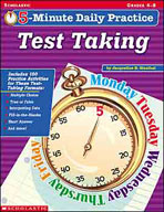 5-Minute Daily Practice: Test Taking