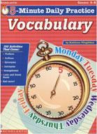 5-Minute Daily Practice: Vocabulary (Enhanced eBook)