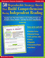 50 Reproducible Strategy Sheets That Build Comprehension D