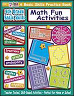 5th Grade Basic Skills: Fun Math Activities