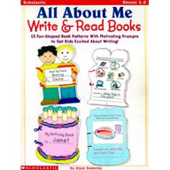 All About Me Write and Read Books
