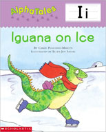 AlphaTales: I: Iguana on Ice