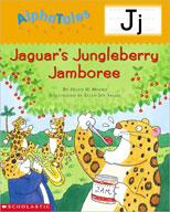 AlphaTales: J: Jaguar's Jungleberry Jamboree (Enhanced eBook)