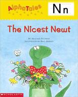 AlphaTales: N: The Nicest Newt (Enhanced eBook)