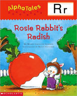 AlphaTales: R: Rosey Rabbit's Radish (Enhanced eBook)