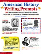 American History Writing Prompts