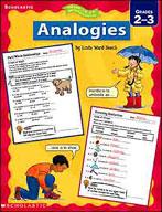 Analogies: Grades 2-3 (Enhanced eBook)