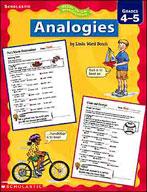 Analogies: Grades 4-5 (Enhanced eBook)