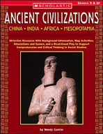 Ancient Civilizations: China India Africa Mesopotamia (Enh