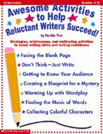 Awesome Activities To Help Reluctant Writers Succeed