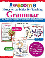 Awesome Hands-on Activities for Teaching Grammar (Enhanced eBook)