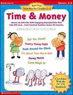 Best-Ever Activities for Grades 2-3: Time & Money (Enhance