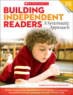 Building Independent Readers: A Systematic Approach (Enhan