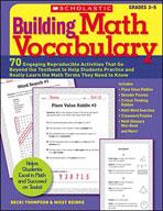 Building Math Vocabulary (Enhanced eBook)