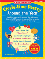 Circle-Time Poetry: Around the Year (Enhanced eBook)