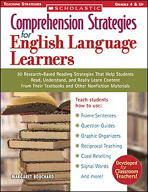 Comprehension Strategies for English Language Learners (En