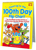 Count Up to the 100th Day Flip Chart
