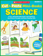 Cut and Paste Mini-Books: Science