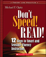 Don't Speed. Read!