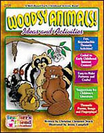 Early Childhood Thematic Books: Woodsy Animals (Enhanced eBook)
