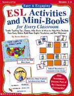 Easy & Engaging ESL Activities and Mini-Books for Every Cl
