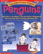 Easy Make & Learn Projects: Penguins