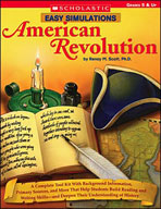 Easy Simulations: American Revolution (Enhanced eBook)
