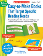 Easy-to-Make Books That Target Specific Reading Needs (Enh