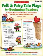 Folk and Fairy Tale Plays for Beginning Readers (Enhanced eBook)
