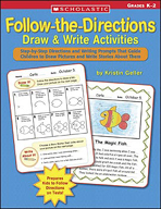 Follow-the-Directions Draw & Write Activities (Enhanced eBook)