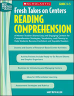 Fresh Takes on Centers: Reading Comprehension (Enhanced eBook)