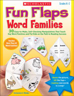 Fun Flaps: Word Families (Enhanced eBook)