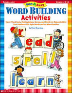 Fun and Easy Word Building Activities