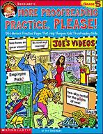 FunnyBone Books: More Proofreading Practice, Please (Enhan