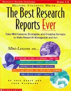 Helping Students Write The Best Research Reports Ever