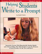Helping Students Write to a Prompt (Enhanced eBook)