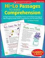 Hi-Lo Passages to Build Comprehension: Grades 3-4 (Enhance