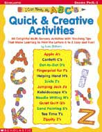I Can Write My ABC's! Quick & Creative Activities (Enhance
