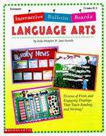 Interactive Bulletin Boards Language Arts (Enhanced eBook)