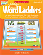 Interactive Whiteboard Activities: Daily Word Ladders Grad