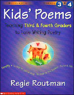 Kids' Poems: Grades 3 and 4 (Enhanced eBook)
