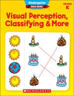 Kindergarten Basic Skills: Visual Perception, Classifying