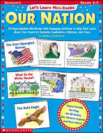Let's Learn Mini-Books: Our Nation (Enhanced eBook)