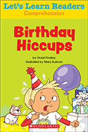 Let's Learn Readers™ Comprehension: Birthday Hiccups (Enha