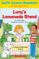 Let's Learn Readers™ Comprehension: Lucy's Lemonade Stand