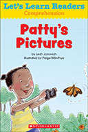 Let's Learn Readers™ Comprehension: Patty's Pictures (eBook)