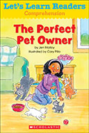 Let's Learn Readers™ Comprehension: The Perfect Pet Owner (eBook)
