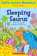 Let's Learn Readers™ Fairy Tales: Sleeping Saurus (Enhance
