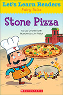 Let's Learn Readers™ Fairy Tales: Stone Pizza (eBook)